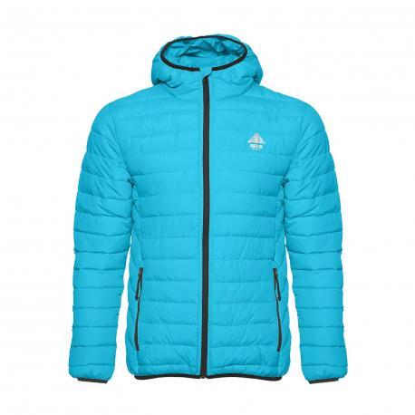 Pánska turistická bunda BERG OUTDOOR-ASTRY-MEN-Blue - Pánska turistická bunda značky Berg Outdoor, ktorá je módne prešívaná po celom obvode aj na rukávoch.