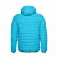 Turistická bunda BERG OUTDOOR-ASTRY-MEN-Blue - Pánska turistická bunda značky Berg Outdoor, ktorá je módne prešívaná po celom obvode aj na rukávoch.