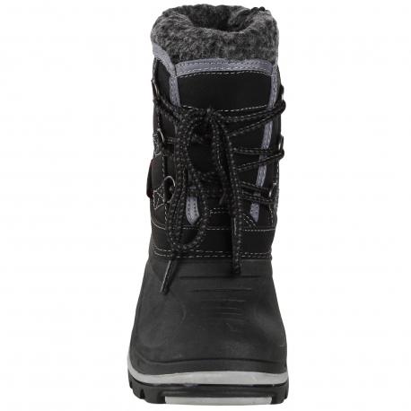 Chlapčenská zimná obuv stredná BANFF TRAIL-Gummy II - Detská zimná obuv značky Banf trail.