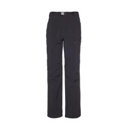 Pánske turistické softshellové nohavice BERG OUTDOOR-ELBRUS-MEN-Black