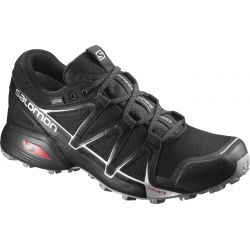 Pánska trailová obuv SALOMON-SPEEDCROSS VARIO 2 GTX PHANTOM/Bk