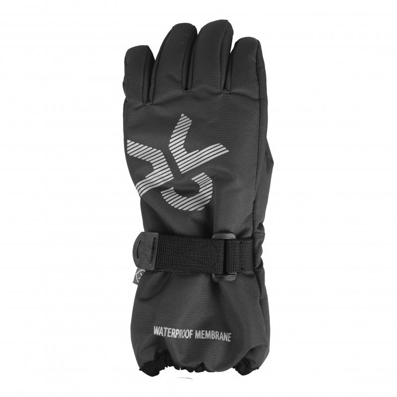 7e42e1b790f Detské rukavice COLOR KIDS-Savoy Gloves Black - Detské rukavice značky  Color kids v športovom