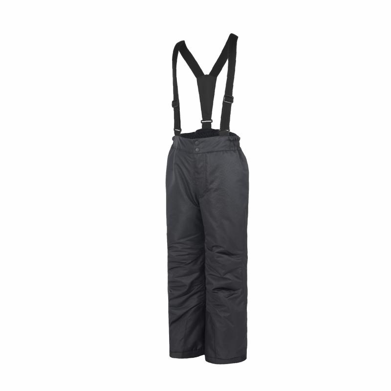 Detské lyžiarske nohavice COLOR KIDS-Salix ski pants-Black - Detské lyžiarske nohavice značky Color kids.