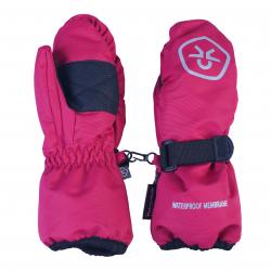 Detské rukavice COLOR KIDS-Kombie mittens pink