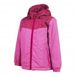 Dievčenská bunda COLOR KIDS-Kelli padded jacket-Pink