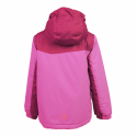 Dievčenská bunda COLOR KIDS-Kelli padded jacket-Pink - Detská bunda značky Color kids v dievčenskom dizajne.