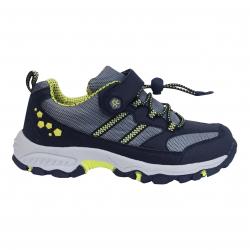 Chlapčenská vychádzková obuv COLOR KIDS-Kasper shoes grey