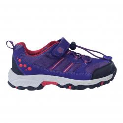 Dievčenská vychádzková obuv COLOR KIDS-Kasper shoes blue