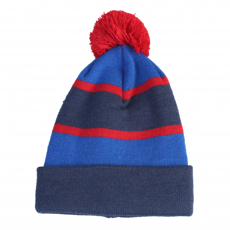 Dětská zimní čepice COLOR KIDS-Kingo hat Estate Blue
