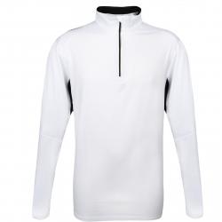 Pánske tričko s dlhým rukávom AUTHORITY-DRY4M white