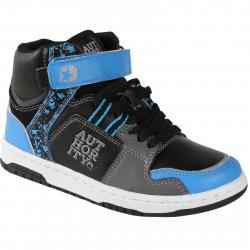Chlapčenská rekreačná obuv AUTHORITY-DISI mid C