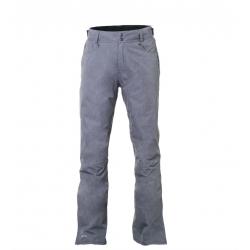 Pánske lyžiarske nohavice BRUNOTTI-Kitebar Men Snowpant-Grey dark