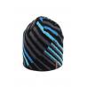 ALICE DC1717 BLACK/BLUE/GREY