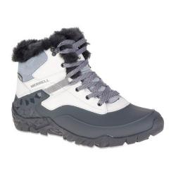 Dámska turistická obuv vysoká MERRELL-AURORA 6 ICE+ WATERPROOF
