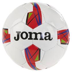 Futbalová halová lopta JOMA GAME SALA 62 WHITE/PINK INDOOR