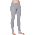 Dámske termo nohavice THERMOWAVE-MERINO WARM-Women-Pants-Grey light - Dámske termo nohavice značky Thermowave.