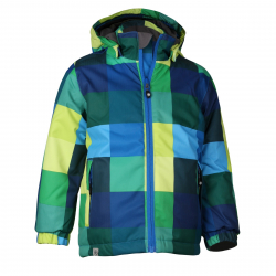 Chlapčenská lyžiarska bunda COLOR KIDS-Kallion ski jacket-BOYS-Mix