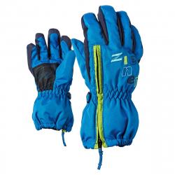 Detské lyžiarske rukavice ZIENER LABITA MINIS - persian blue