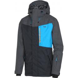Pánska lyžiarska bunda REHALL FAYKE-R Snowjacket-Grey dark