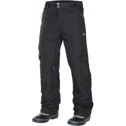 Pánske lyžiarske nohavice REHALL RIDER-R Snowpant-Black
