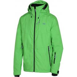 Pánska lyžiarska bunda REHALL RIED-R Snowjacket-Green light