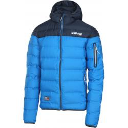 Pánska lyžiarska bunda REHALL WELDER-R Real Down Jacket welded-Blue