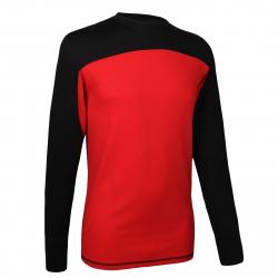 Pánske termo tričko s dlhým rukávom AUTHORITY-THALAMO I red