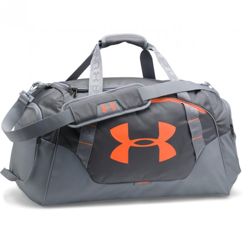 505aa9fd9e Cestovná taška UNDER ARMOUR-UA UNDENIABLE DUFFLE 3.0 MD-UNISEX-Grey -  Štýlová