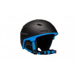 Lyžiarska prilba BLIZZARD-DOUBLE ski helmet, black matt/blue,
