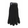 HEAT HOLDERS Pánske rukavice kontrastné Grey