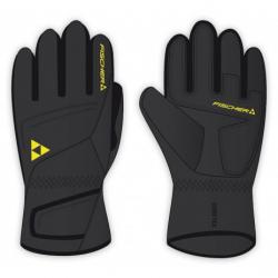 Lyžiarske rukavice FISCHER-Rukavice zjazdové MICRO