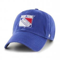 Šiltovka 47BRAND Clean Up New York Rangers Blue
