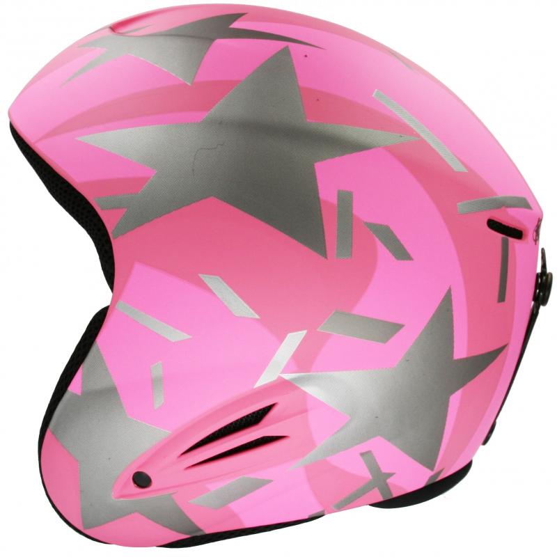 Lyžiarska prilba KEEN Detska helma - stars - Detská helma značky KEEN v  ružovom prevedení so 38e0f8fbcb0