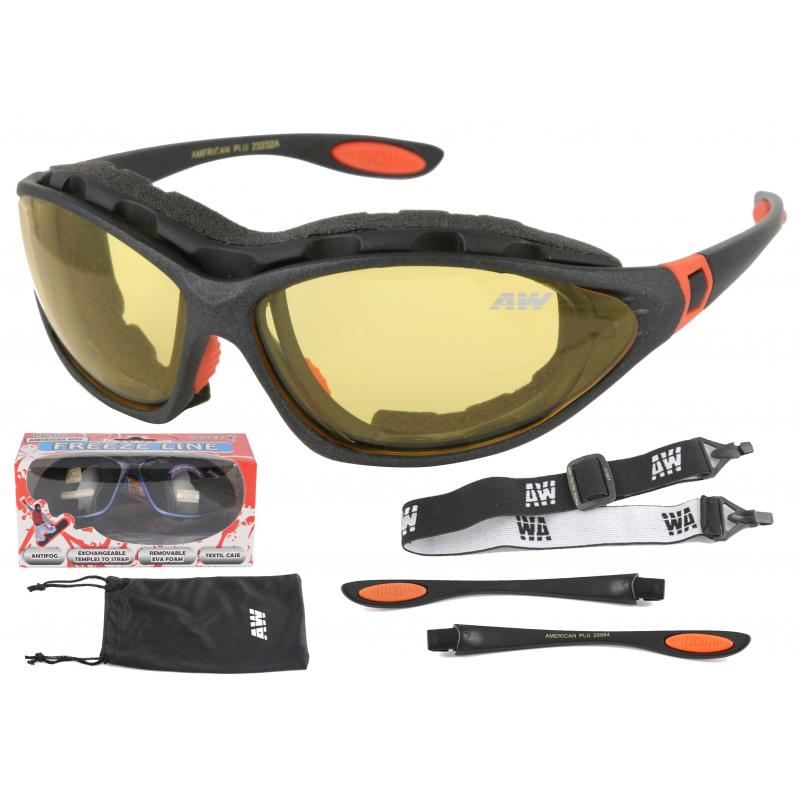 95f2191ef Multifunkčné lyžiarske okuliare KEEN-Freeze line - grey mat - Unisex  lyžiarske okuliare značky Keen