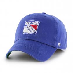 Šiltovka 47BRAND FRANCHISE New York Rangers Blue