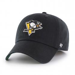 Šiltovka 47BRAND FRANCHISE Pittsburgh Penguins Black