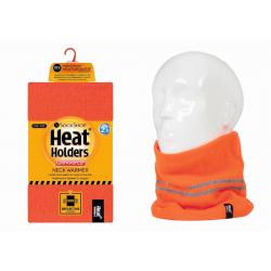 Pánsky nákrčník HEAT HOLDERS Pánsky nákrčník Workforce jasno oranžová