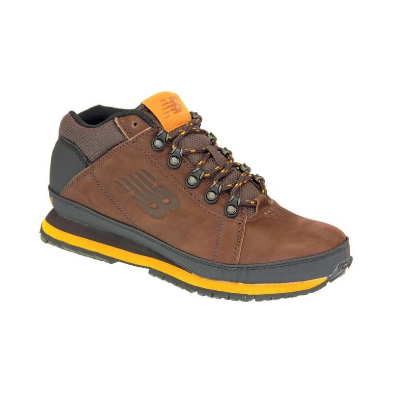3381e6a6c96 Pánska vychádzková obuv NEW BALANCE-H754BY orange