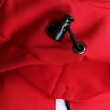 Pánska turistická bunda AUTHORITY-Z-SOFTY I red - Pánska športová bunda značky Authority.