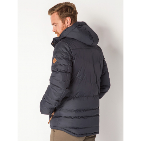 Pánska bunda VOLCANO-J-FOX-Blue dark - Pánska bundaod značky Volcano.