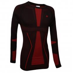 bc05f48796cb Pánske termo tričko s dlhým rukávom BERG OUTDOOR-ALTENAU-MEN-Black