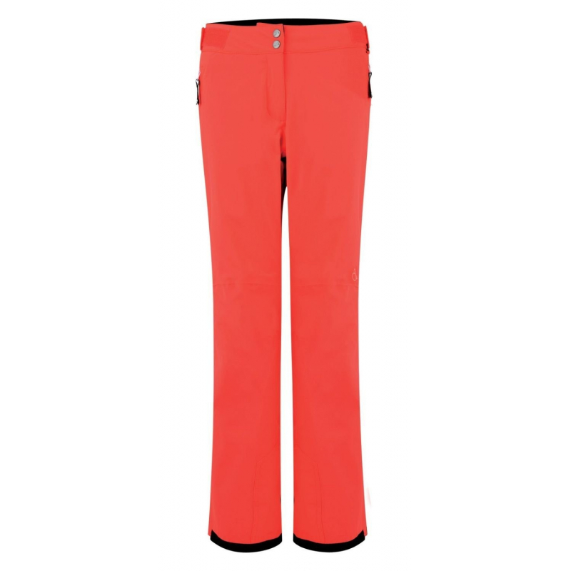 d61b6c41b130 Dámske lyžiarske nohavice DARE2B Stand For Pant II red - Dámske lyžiarske  nohavice značky Dare2b.
