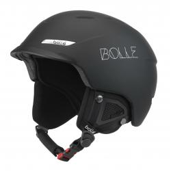 Lyžiarska prilba BOLLE-BEAT - Soft Black