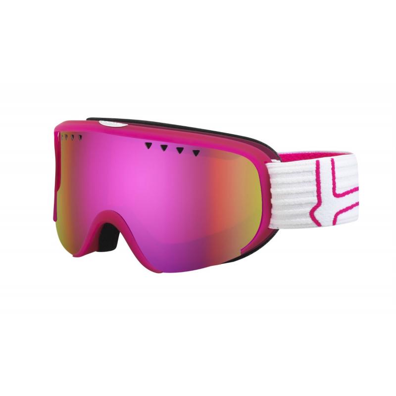 834a3336d Lyžiarske okuliare BOLLE-SCARLETT - MATTE PINK & WHITE - ROSE GOLD - Dámske  lyžiarske