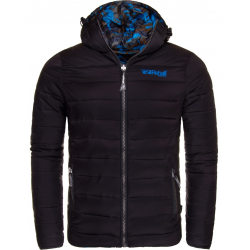 Pánska bunda REHALL-MarkR Downlook Jacket black