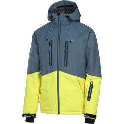 Pánska lyžiarska bunda REHALL RAGE-R Snowjacket-Grey