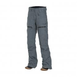 Dámske lyžiarske nohavice REHALL TURYSA-R Snowpant-Grey