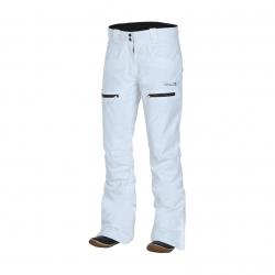 Dámske lyžiarske nohavice REHALL TURYSA-R Snowpant-White