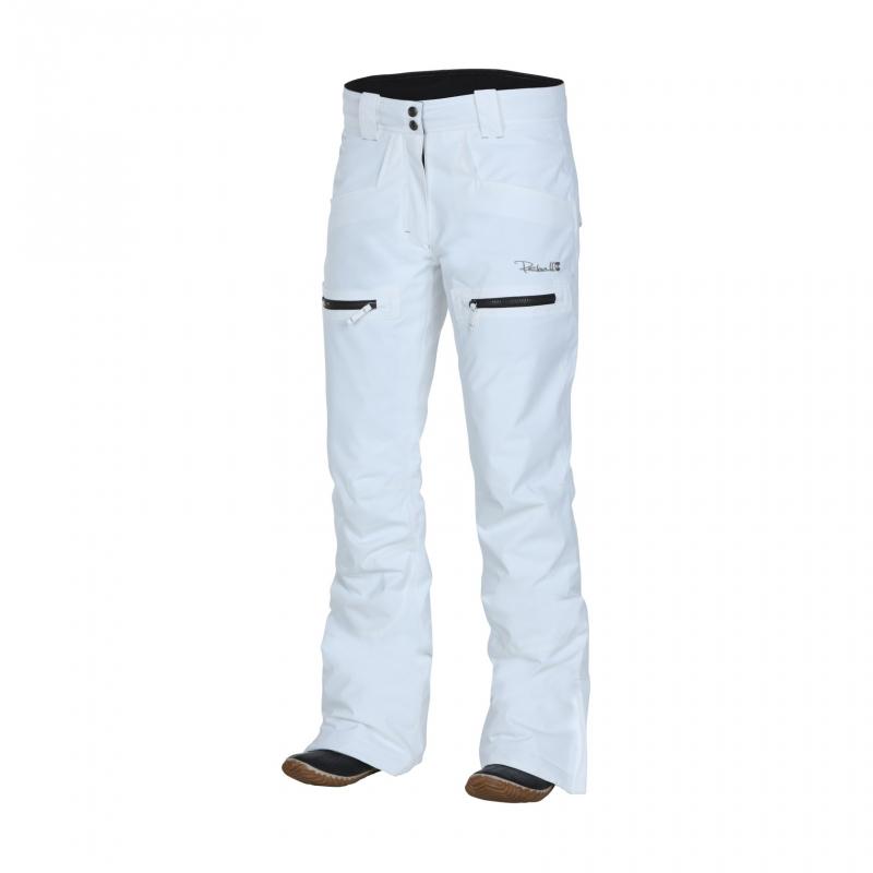 155461362 Dámske lyžiarske nohavice REHALL-TURYSA-R Snowpant-White - Dámske  snowboardové nohavice značky