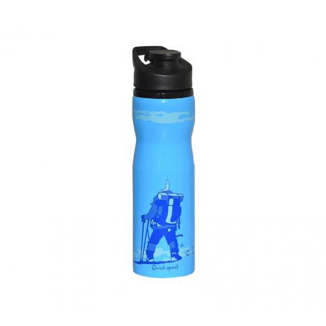 QUICK SPORT-1K Fľaša Nerez 750ml Skyblue BY750E-E3  07b31873ea3
